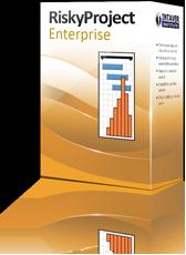 RiskyProject Enterprise Product Page